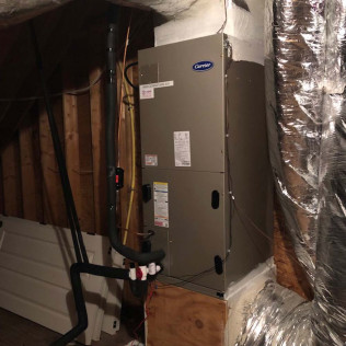 heating repair bluffton sc